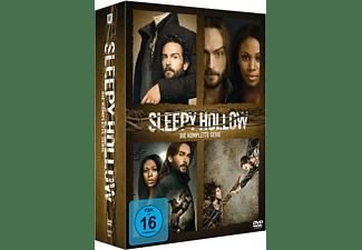 Sleepy Hollow - Die komplette Serie (Staffel 1-4) DVD