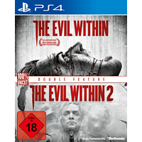 The Evil Within + The Evil Within 2 - Double Feature [PlayStation 4]