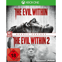 The Evil Within + The Evil Within 2 - Double Feature [Xbox One]