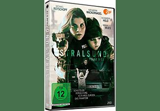 Stralsund - Folgen 9-12 DVD