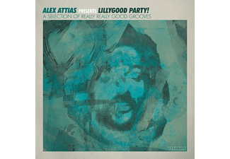 Alex Attias, VARIOUS - LillyGood Party!  - (CD)