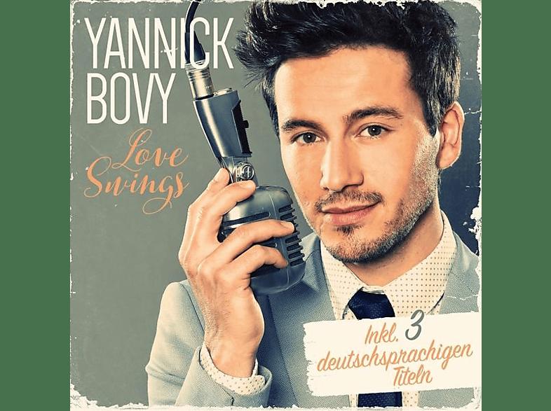 Yannick Bovy - Love Swings [CD]