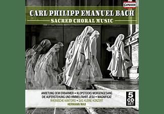Hermann Max - Geistliche Chormusik  - (CD)