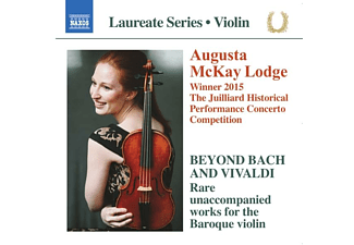 Mckay Lodge Augusta - Beyond Bach and Vivaldi  - (CD)