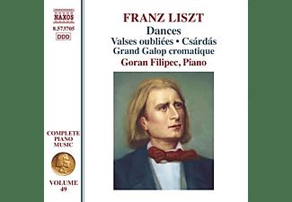 Filipec Goran - Valses oubliées,S 215/R 37/+  - (CD)
