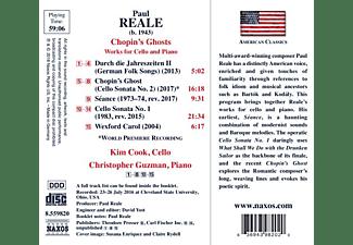 Cook/Guzman - Chopin's Ghosts  - (CD)