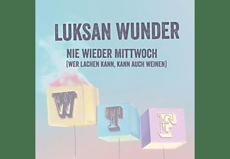 Luksan Wunder - Nie Wieder Mittwoch (Wer Lachen Kann...)  - (CD)