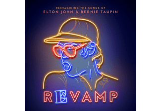 VARIOUS - Revamp  - (CD)