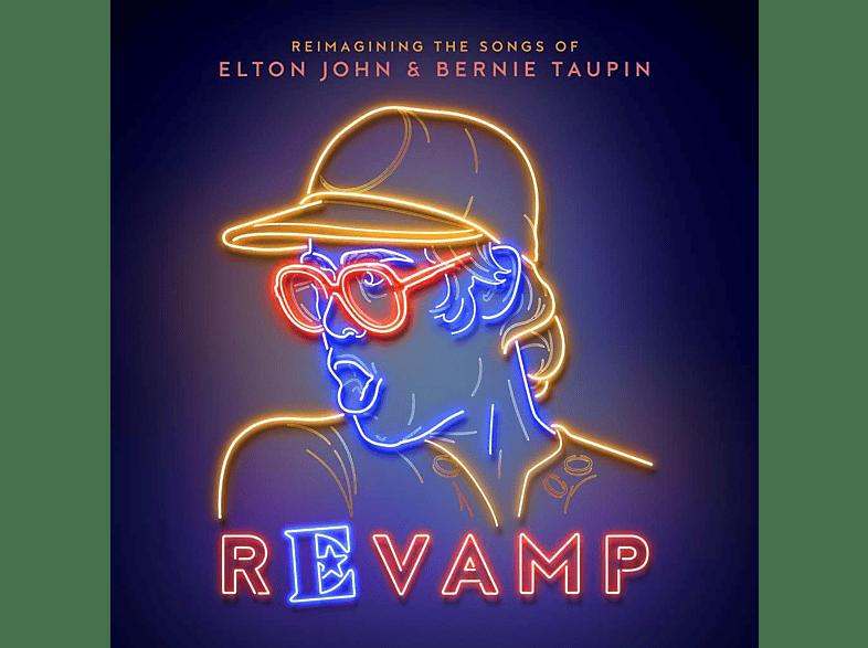 VARIOUS - Revamp [CD]