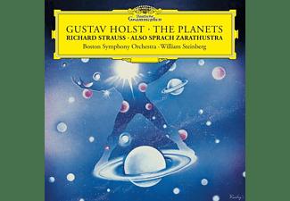 William Steinberg, Boston Symphony Orchestra - Die Planeten+Also Sprach Zarathustra (Ltd.Edt.)  - (CD + Blu-ray Disc)