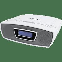 SOUNDMASTER URD480WE CD-Radio (Digital, DAB+, UKW, Weiß)