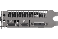 ASUS GeForce® GTX 1050 Ti Cerberus Advanced 4GB (90YV0A75-M0NA00) (NVIDIA, Grafikkarte)