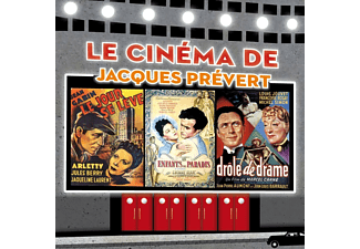 Le Cinema De Jacques Prevert CD