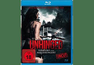 Unhinged Blu-ray
