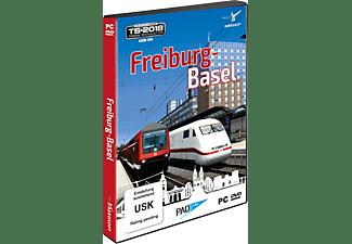 Trainsim 2018 AddOn: Freiburg - Basel - [PC]