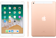APPLE iPad (2018), Tablet, 32 GB, 9,7 Zoll, Gold