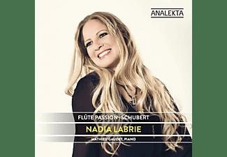 Nadia Labrie, Mathieu Gaudet - Flute Passion  - (CD)