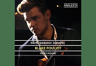 Hsin-i Huang, Blake Pouliot - Sonaten für Violine und Klavier  - (CD)
