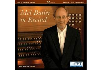 Melvin Butler - Mel Butler in Recital  - (CD)