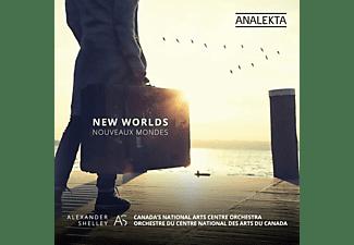 Orchestre Du Centre National Des Arts Du Canada - New Worlds  - (CD)