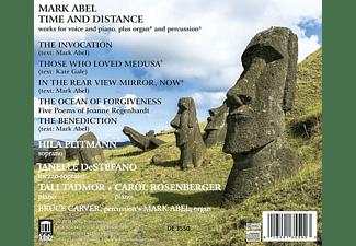 Tanelle DeStefano, Tali Tadmor, Carol Rosenberger, Bruce Carver, Hila Plitmann - Time and Distance  - (CD)