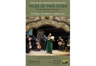 Trio Arabica - Tales of Two Cities  - (DVD)