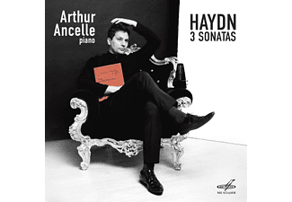 Arthur Ancelle - Sonaten 30,31 & 62  - (CD)