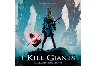 Laurent Ost/perez Del Mar - I Kill Giants (O.S.T.)  - (CD)