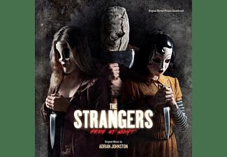 Adrian Johnston - The Strangers 2: Prey at Night (O.S.T.)  - (CD)