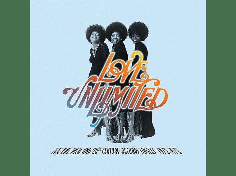 Love Unlimited - The Uni,Mca & 20th Century Records Singles (CD) [CD]