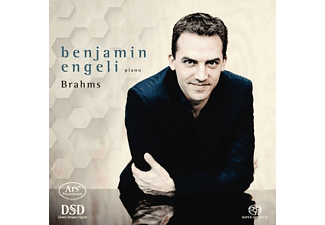 Benjamin Engeli - Klavierwerke-Balladen op.10/Rhapsodien op.79/+  - (SACD Hybrid)