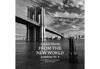 "The Czech Philharmonic Orchestra, Václav Neumann - Sinfonie 9 ""Aus der Neuen Welt""  - (Vinyl)"