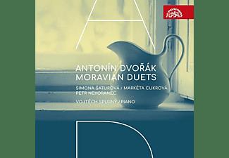 Simona Šaturová, Markéta Cukrová, Petr Nekoranec, Vojtěch Spurný - Die Mährischen Duette  - (CD)