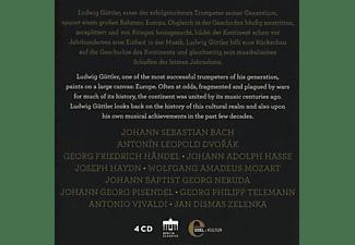 Güttler/Virtuosi Saxoniae/Kammerphil.Dresden - Europa  - (CD)