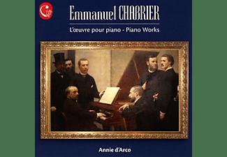 Annie D' Arco - Klavierwerke  - (CD)