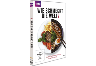 Wie schmeckt die Welt? Die köstlichen Geheimnisse unseres Essens DVD