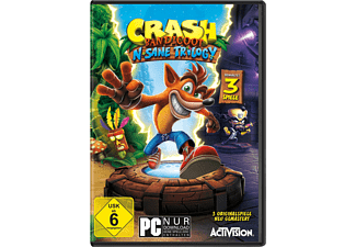 Crash Bandicoot - [PC]