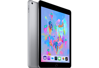 APPLE iPad 2018 128GB WiFi Spacegrijs