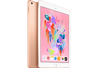 APPLE iPad 2018 128GB WiFi Goud