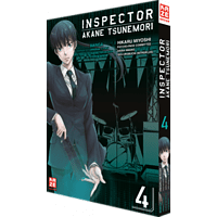 Inspector Akane Tsunemori - Band 4