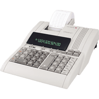 OLYMPIA CPD 3212 T druckender Tischrechner