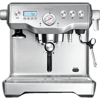 SAGE Espressomaschine the Dual Boiler in Edelstahl SES920BSS4EEU1