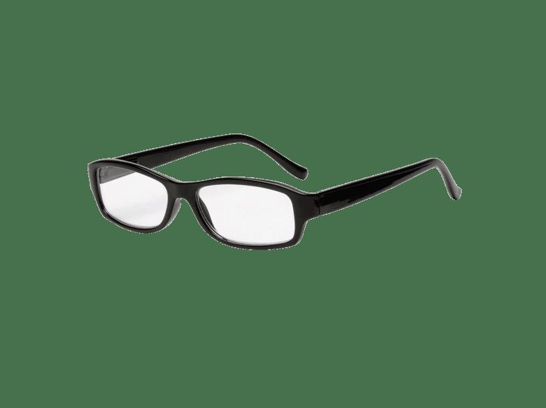 HAMA 96259 Olvasószemüveg, műanyag, fekete, 2 dpt
