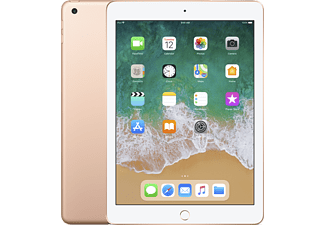 "APPLE iPad 9.7"" Wi-Fi 32 GB 6th Gen. Gold (MRJN2FD/A)"