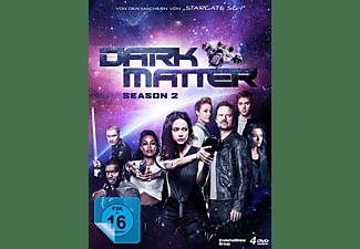 DARK MATTER 2.STAFFEL KOMPLETT DVD