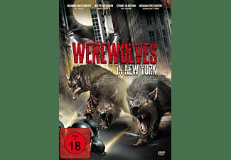 Battle Dogs - Werewolves in New York DVD