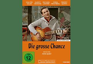 Die grosse Chance Blu-ray