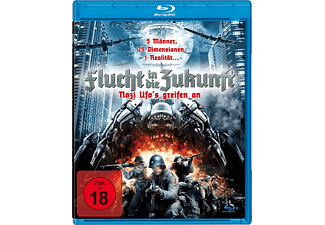 Flucht in die Zukunft - Nazi Ufos greifen an Blu-ray