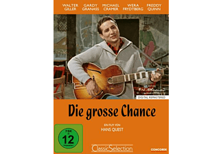 Die grosse Chance DVD