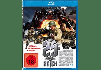 The 25. Reich / Flucht in die Zukunft - Nazi Ufo's greifen an Blu-ray